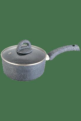 WONDERCHEFGranite Sauce Pan With Lid - 18 Cm