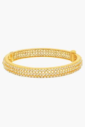 MALABAR GOLD AND DIAMONDSWomens 22 KT Gold Bangle - 201203444