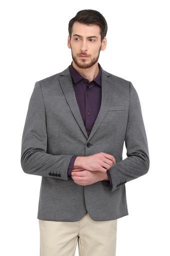 VAN HEUSEN -  Light GreySuits & Blazers & Ties - Main