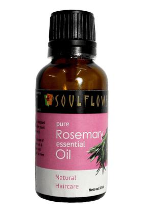 SOULFLOWERRosemary Essential Oil
