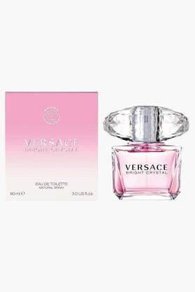 Bright Crystal Edt- 90ml (Get a Complimentary Fashion Bag on Purchase of Versace Fragrances worth Rs 6000 & above)