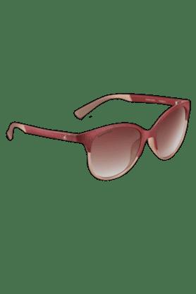 FASTRACKWomens Polycarbonate Full Rim Sunglasses