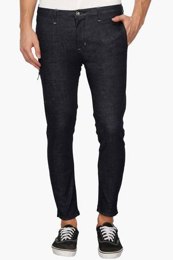REX STRAUT JEANS -  Royal Blue Jeans - Main