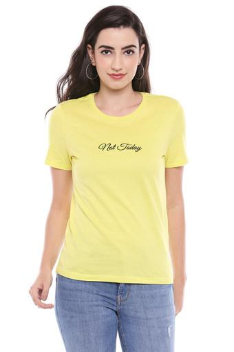 ONLY -  BeigeTops & Tees - Main