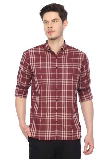 VDOT -  Dark BrownShirts - Main