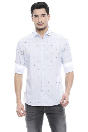 BEING HUMAN -  Blue FLAT 40% OFF ON BEING HUMAN - Main