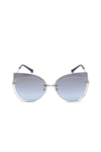 Womens Cat Eye UV Protected Sunglasses - FC 7422 C3 S