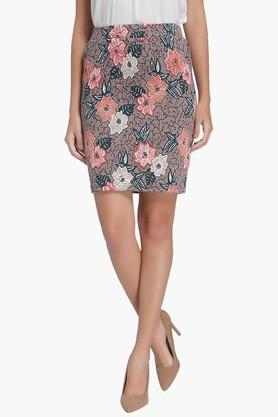 VERO MODA Women Floral Printed Pencil Skirt