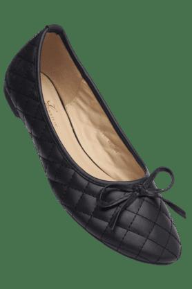 ELLIZA DONATEINWomens Slipon TextuBallerina Shoe - 200285486
