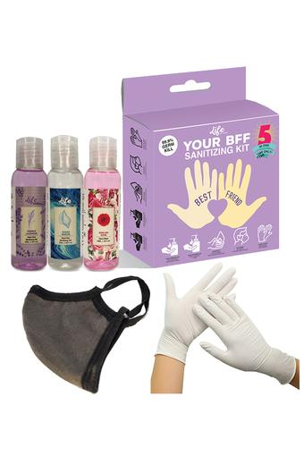 LIFE - Sanitizers & Wipes - Main