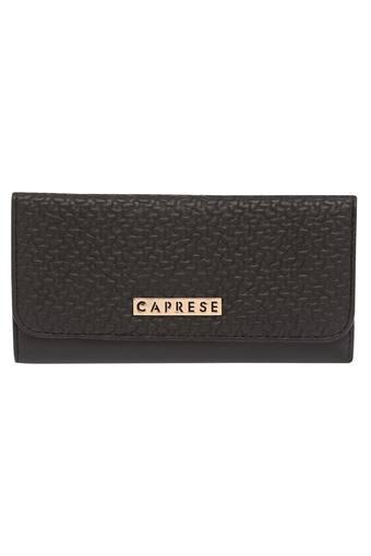 CAPRESE -  BlackWallets & Clutches - Main