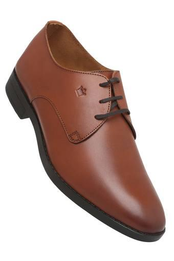 LOUIS PHILIPPE -  TanFormal Shoes - Main