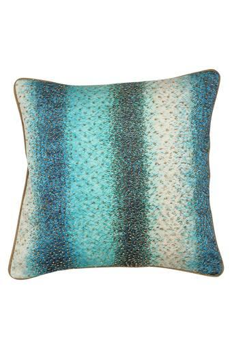 IVY -  Turquoise Cushion Cover - Main