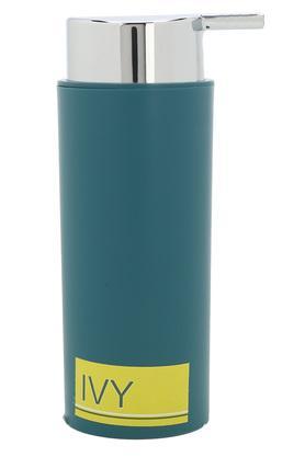 Cylindrical Colour Block Soap Dispenser
