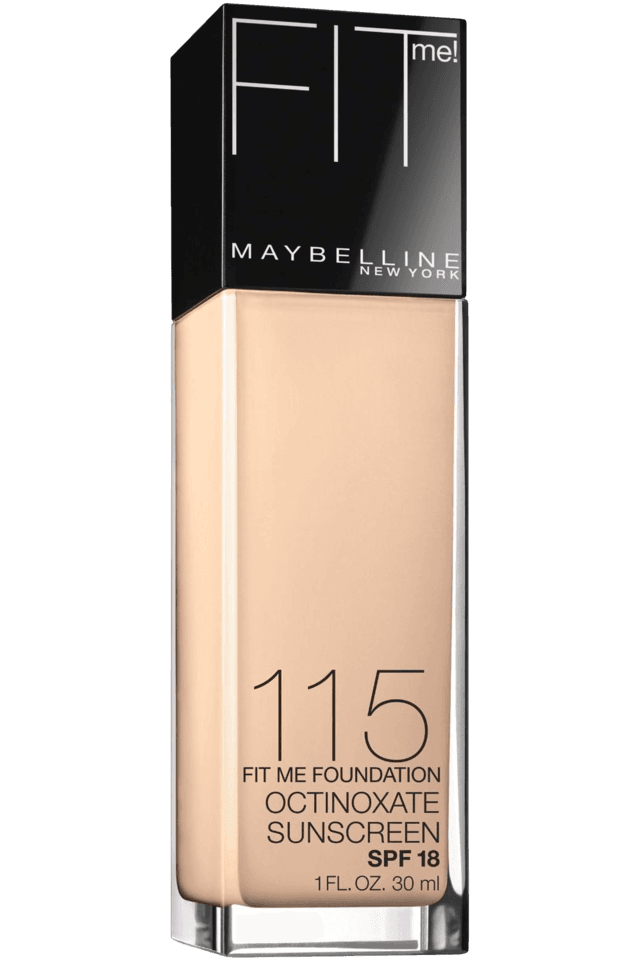 New York Fit Me! Foundation