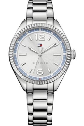 TOMMY HILFIGER Ladies Analog Watch With Stainless Steel Strap - TH1781519J