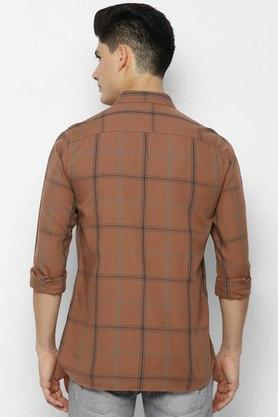 ALLEN SOLLY - KhakiCasual Shirts - 1
