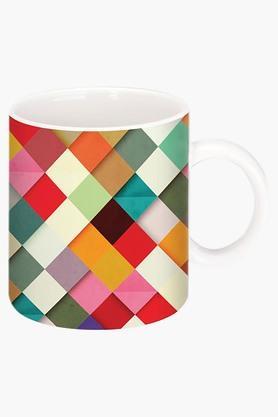 CRUDE AREA Pass This On Printed Ceramic Coffee Mug  ...