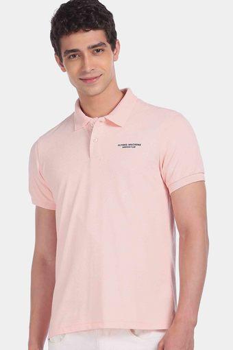 FLYING MACHINE -  PinkT-Shirts & Polos - Main