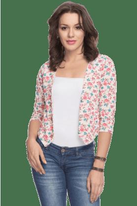Womens Printed Jacket