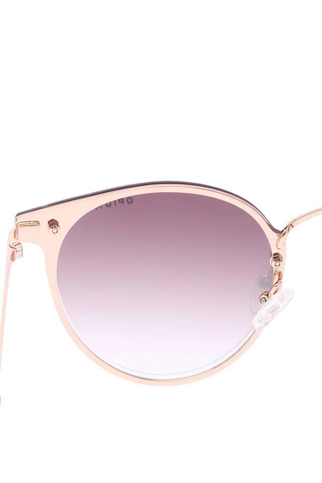 Womens Cat Eye UV Protected Sunglasses - P020-C01