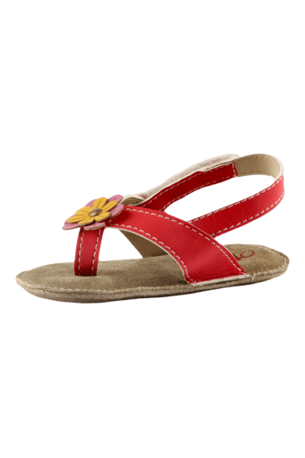 Girls Velcro Closure Daily Wear Sandal