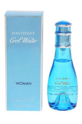Womens Cool Water EDT - 50ml