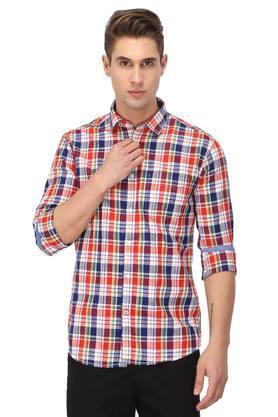 FRATINI - RedCasual Shirts - Main