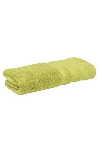 Solid Textured Bath Towel
