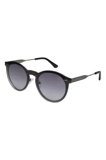 Womens Full Rim Round Sunglasses - GL5068C03