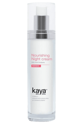 KAYA Nourishing Night Cream With Anti-Oxidants
