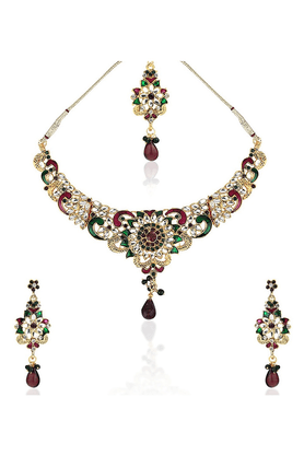 SIA Rasrawa Necklace Set - 16401