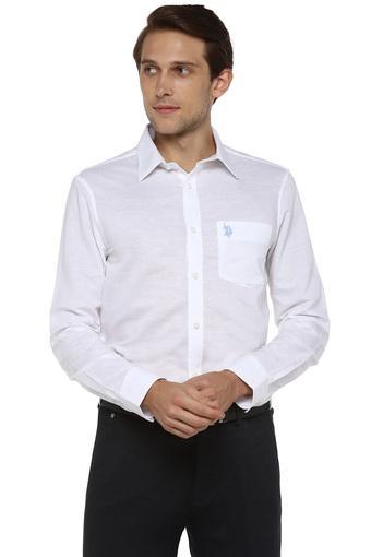 U.S. POLO ASSN. FORMALS -  WhiteShirts - Main