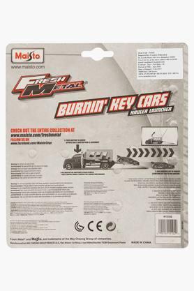 Burning Key Cars Hauler Launch