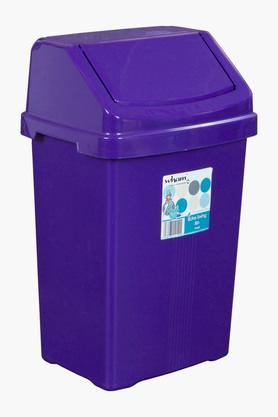 WHATMORE Solid Dustbin With Swing Lid