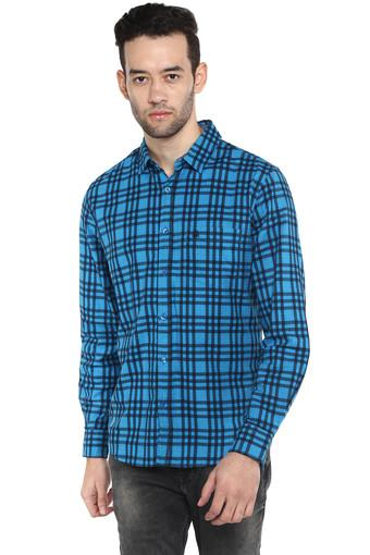 UNITED COLORS OF BENETTON -  BlueShirts - Main