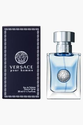Pour Homme EDT- 100ml (Get a Complimentary Weekend Bag on Purchase of Versace Fragrances worth Rs 6000 & above)