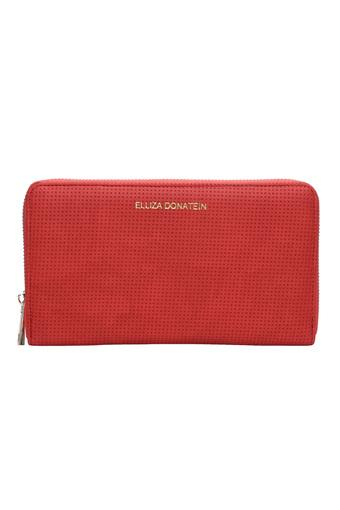 ELLIZA DONATEIN -  Red Wallets & Clutches - Main