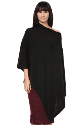 PLUCHI Maternity Cotton Poncho