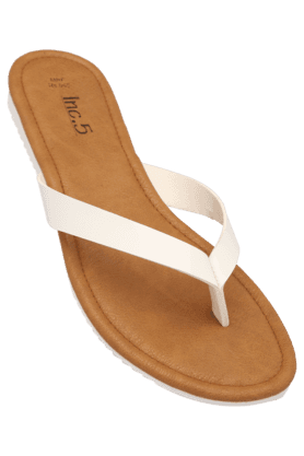 INC.5 Womens Daily Wear Slipon Flat Chappal