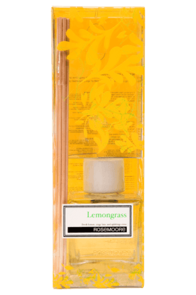 ROSEMOORE Scented Reed Diffuser Lemon Grass