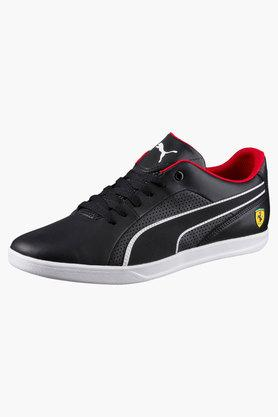 PUMA Mens Leather Lace Up Sports Shoes  ... - 202132767