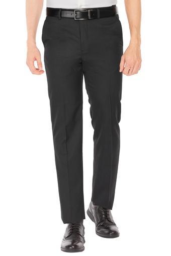 C337 -  BlackFormal Trousers - Main
