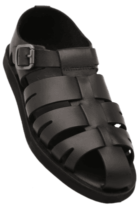 RED TAPE Mens Ankle Buckle Closure Sandal