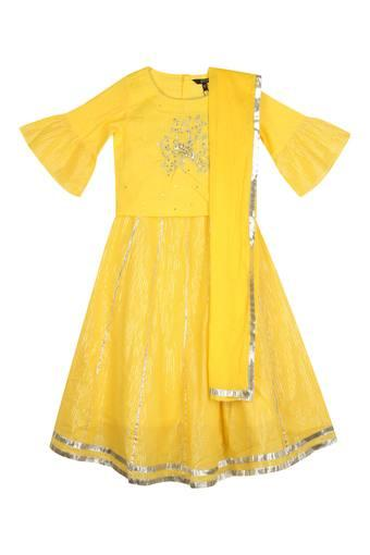 STOP -  Yellow Indianwear - Main