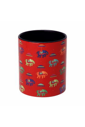 THE ELEPHANT COMPANY Ceramic Coffee Mugs - Flying Elephants