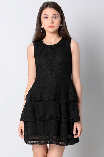 INDYA -  Black Dresses - Main