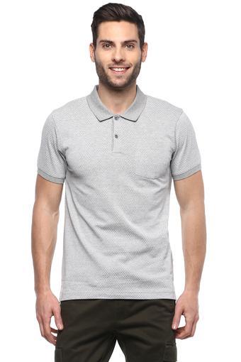VAN HEUSEN -  Light GreyT-shirts - Main