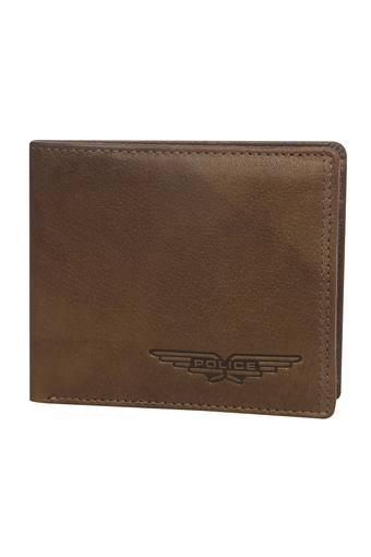 POLICE -  Khaki Wallets - Main