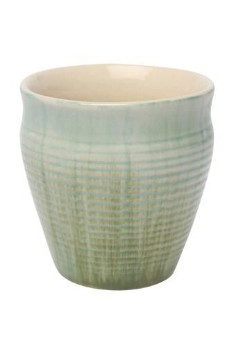 Cylindrical Printed Meadow Tumbler